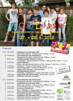 coolisse programm2018